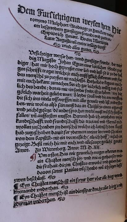 Ill. 13: Taylorian, Arch.8o.G.1519(11/14), A1v