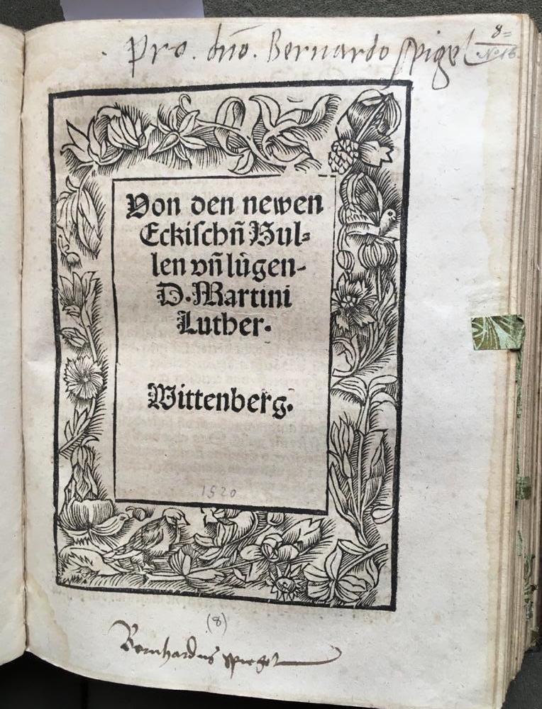 Ill. 11: Taylorian, Arch.8o.G.1519(11/8)